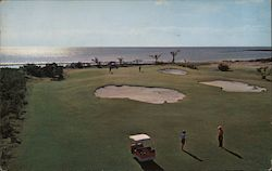 Grand Bahama Hotel and Country Club, The Oceanside Golf Course at GBH