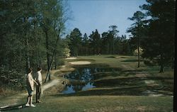 3rd Hole - Pine Needles Lodge & Country Club