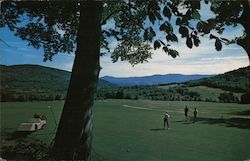 Sugarbush Course Postcard