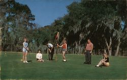 Mayfair Inn-Seminole Country Club Postcard