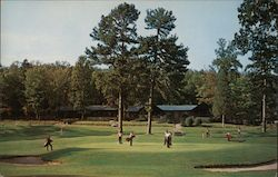 Tryon Country Club Postcard