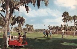 Heather Hills Golf Club Postcard