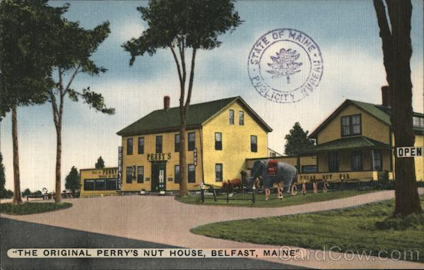 The Original Perry's Nut House Belfast Maine