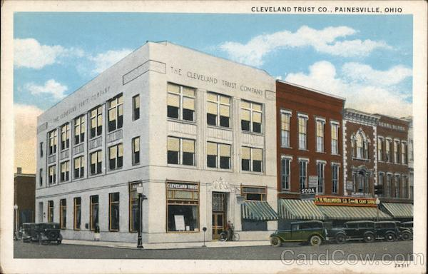 CLEVELAND TRUST CO. PAINESVILLE Ohio