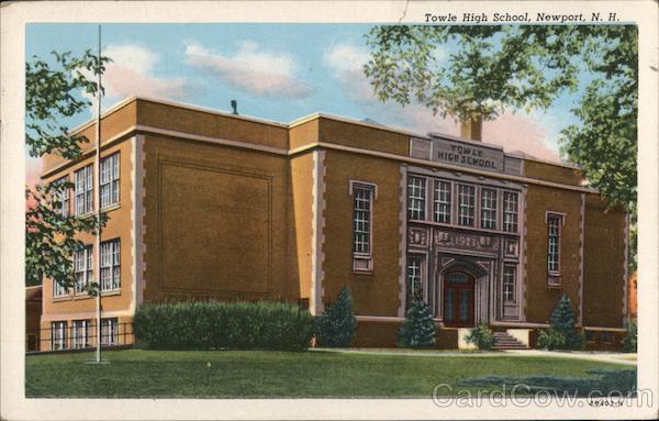 Towle High School Newport New Hampshire
