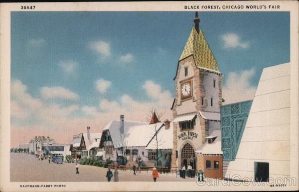 Black Forest, Chicago World Fair Illinois