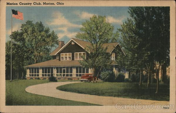 Marion Country Club Ohio