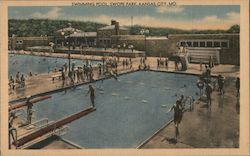 Swimming Pool, Swope Park
