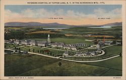 Veterans Hospital in the Adirondack Mountains