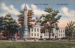 View in the Common Postcard