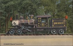 Climax Geared Locomotive