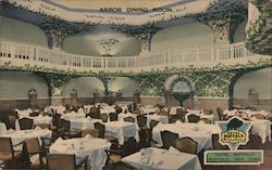 Arbor Dining Room, Hotel Buffalo