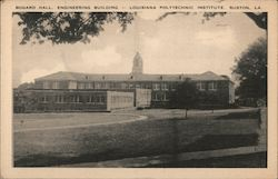 Bogard Hall - Engineering Building - Louisiana Polytechnic Institute Postcard