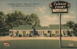 Colonial Court - Highways 71-I65 & 20, North Bolton Ave.