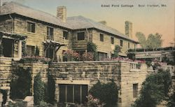 Edsel Ford Cottage Postcard