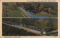 Ford Motor Company Postcard