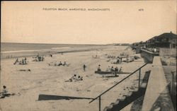 Fieldston Beach Postcard