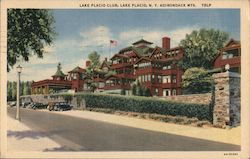 Lake Placid Club - Adirondack Mountains