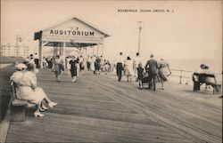 The Boardwalk Postcard