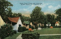 ANchor Travel Village, Lake Taneycomo - US Highway 65