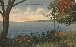 Long Lake Postcard