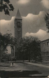 Cornell Library Tower, Cornell University