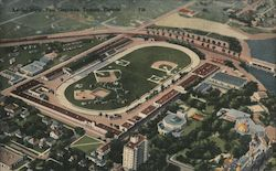 Aerial View, Fair Grounds
