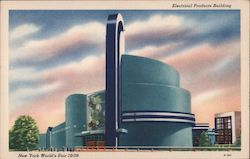 Electrical Products Building, New York World's Fair 1939