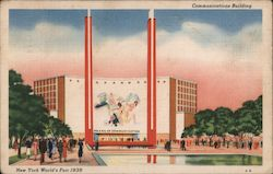 Communications Building - New York World's Fair 1939