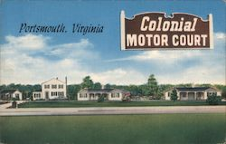 Colonial Motor Court