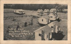 Partial View, Tiny Town Cabins, Rt. 202-4-9