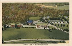 Bluefield College Postcard