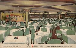 Main Dining Room, The Boulevard