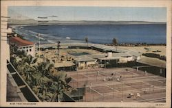 The Beach and Tennis Club, Hotel Del Coronado