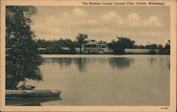 The Madison County Country Club Postcard