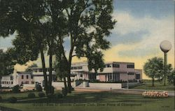 Tom O'Shanter Country Club Postcard