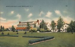 Montclair Golf Club Postcard