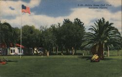 Bobby Jones Golf Course Postcard