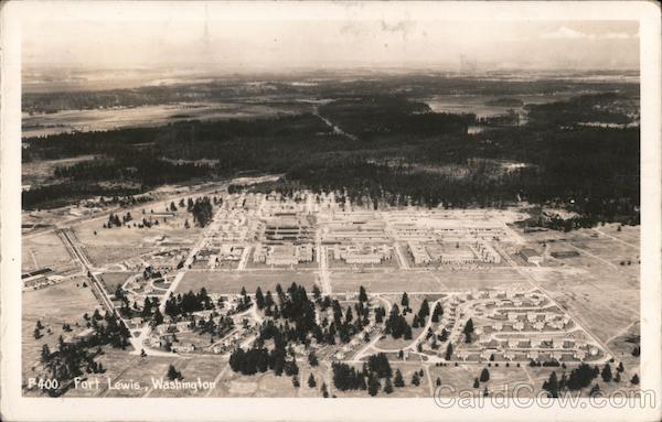 Tacoma army base