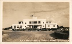Pan American Airways Terminal
