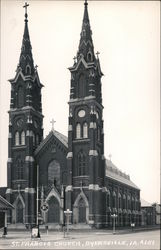 St. Francis Church Postcard