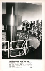 200-Ton Drive Shaft, Grand Coulee Dam