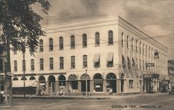 Oberlin Inn Postcard
