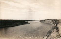 Yellowstone River Scene