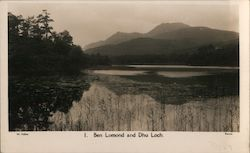 1. Ben Lomand and Dhu Loch
