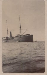 S.S. City of Para, Pacific Mail Steamer
