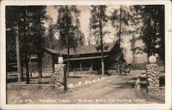 Pahaska Tepee - Buffalo Bill's Old Hunting Lodge