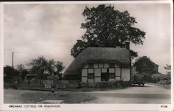 Orchard Cottage, NR. Ringwood Postcard
