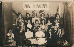 "The Old Maids Club ""Matrimony"""