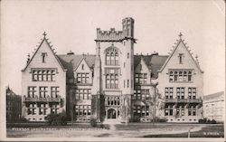 Ryerson Laboratory - University of Chicago Postcard